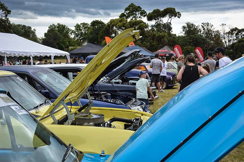 latrobe valley street machine car show 31