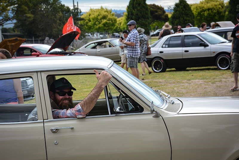 latrobe valley street machine car show 40