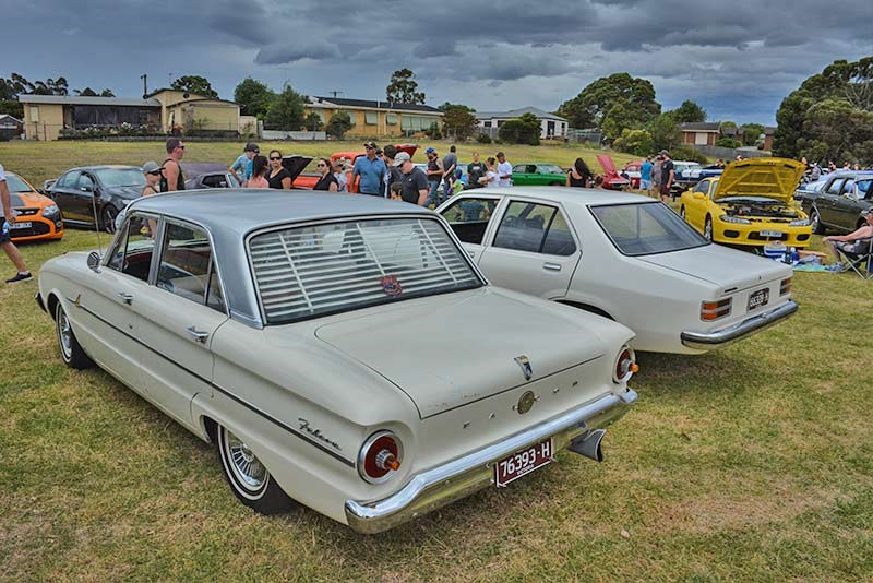 latrobe valley street machine car show 41