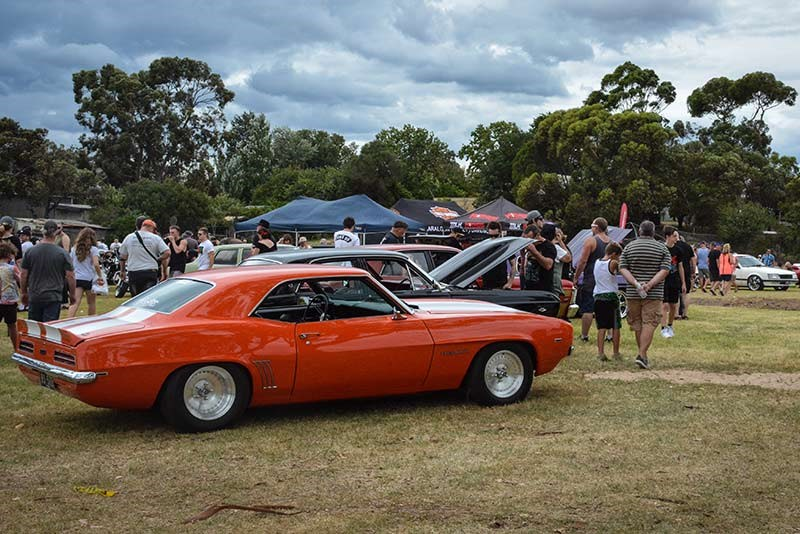 latrobe valley street machine car show 48