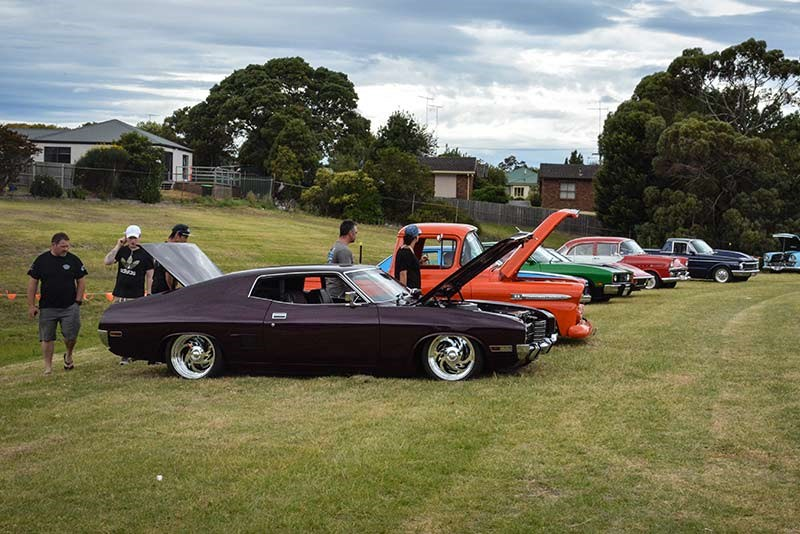 latrobe valley street machine car show 54