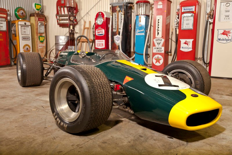 Brabham BT21 F1 Cosworth 1 of 12