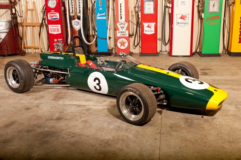 Brabham BT21 F3 4 of 6