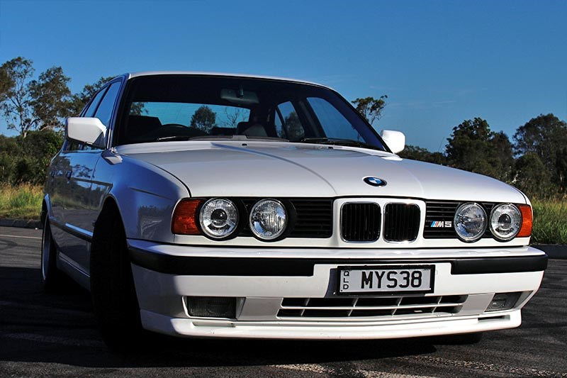 bmw m5 front 2