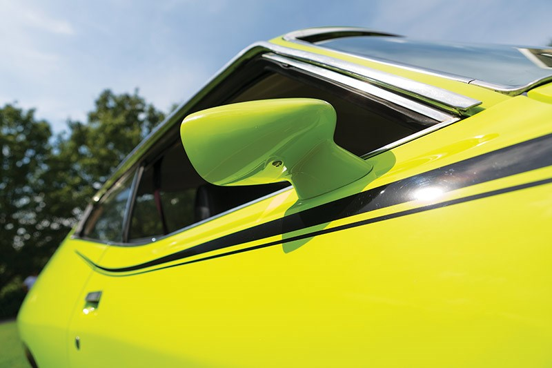 ford falcon coupe mirror