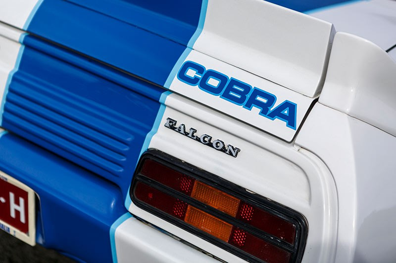 ford falcon xc cobra rear wing