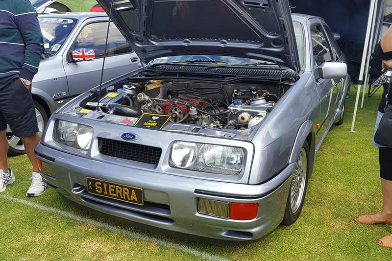 15 ford sierra rs cosworth