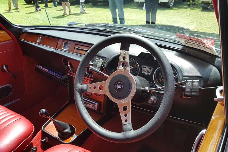 19 triumph estate interior