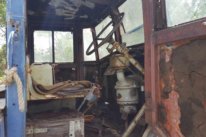 78 thornycroft inside