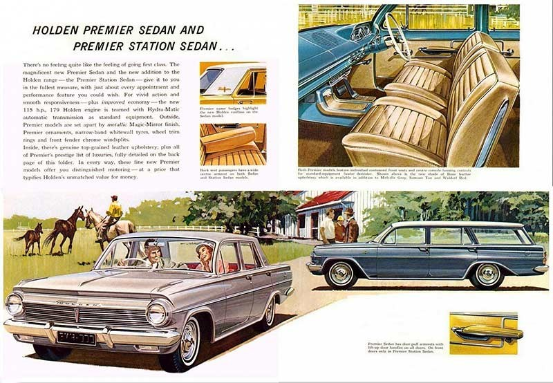 EH Holden brochure 1