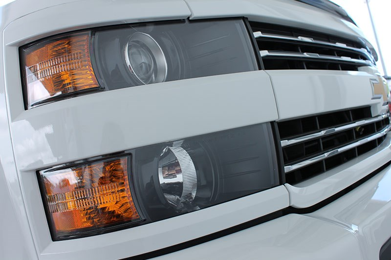 chevrolet silverado lights