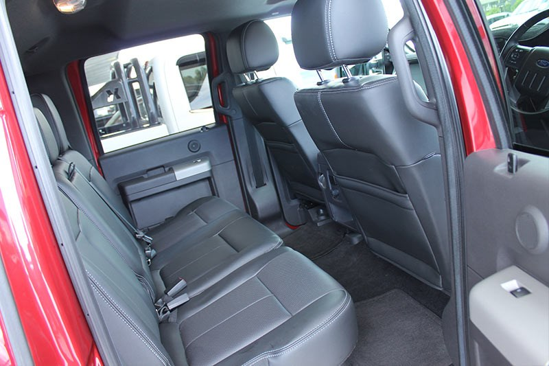 ford f250 interior rear