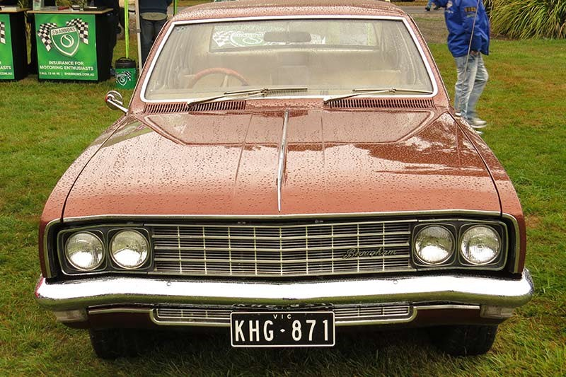 holden hg brougham front