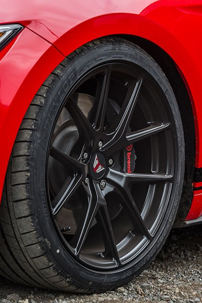 tickford mustang wheel