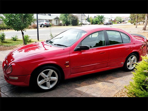 1999 Ford Falcon AU Series 1 XR8