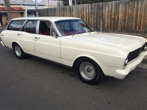 1968 Ford Fairmont XT wagon