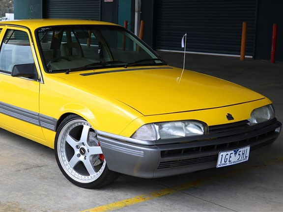 Genuine 1988 Holden VL Turbo Interceptor up for grabs