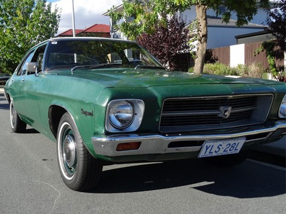 1973 Holden HQ Kingswood