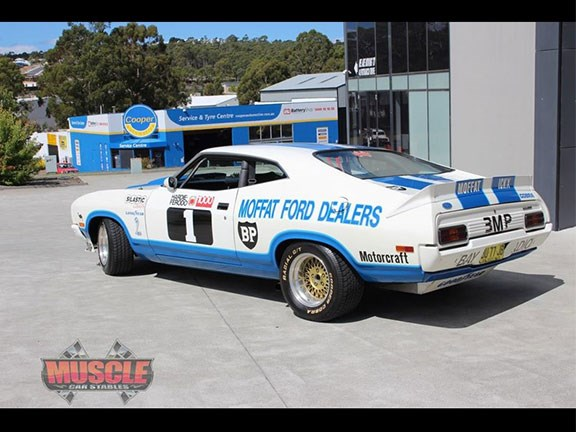 1978 Ford Falcon XC Cobra