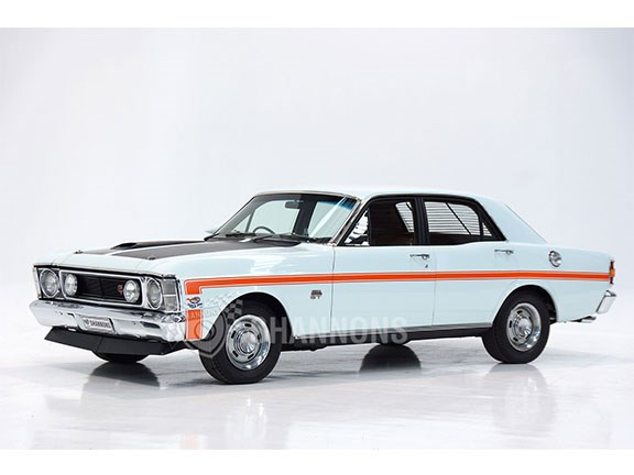1970 Ford XW Falcon GT-HO Phase II