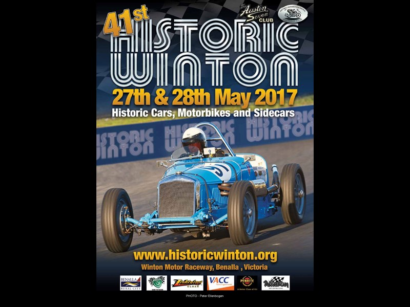 The 41st Winton Historic