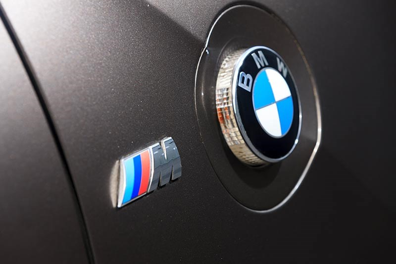 bmw z4m coupe badge