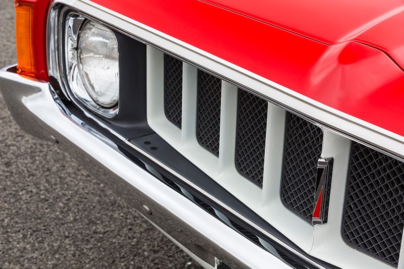 chrysler charger grille