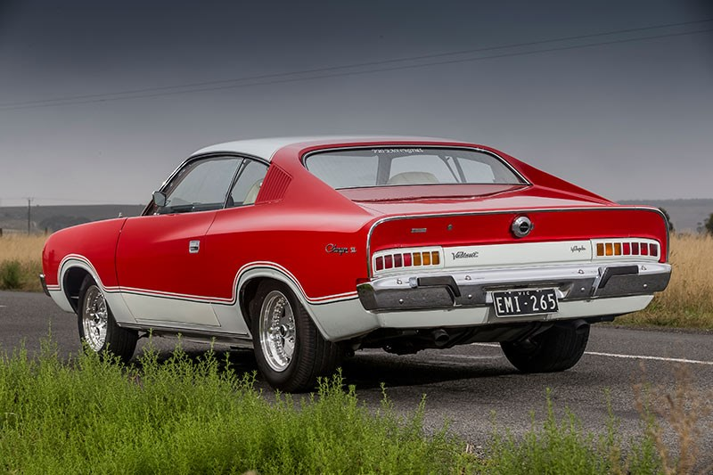 chrysler charger rear angle