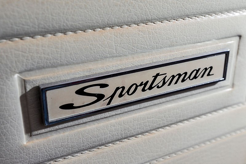 chrysler charger sportsman doortrim
