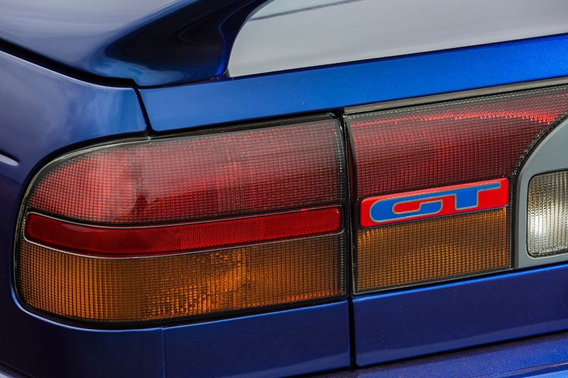 ford falcon gt tail light