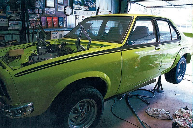 holden l34 torana before 2