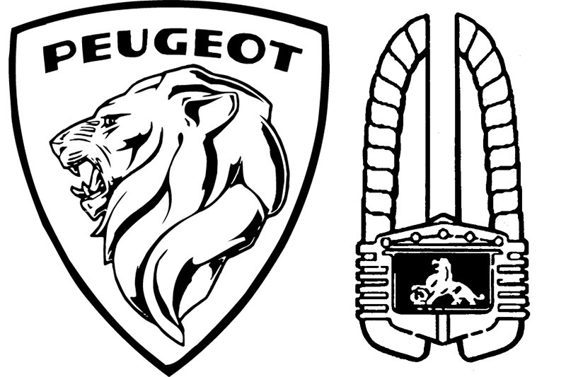 lion badges