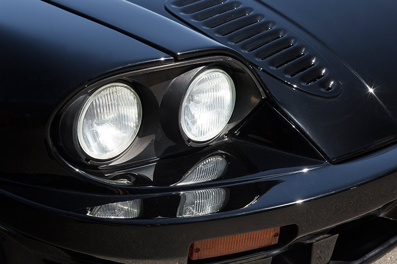 lister le mans headlights