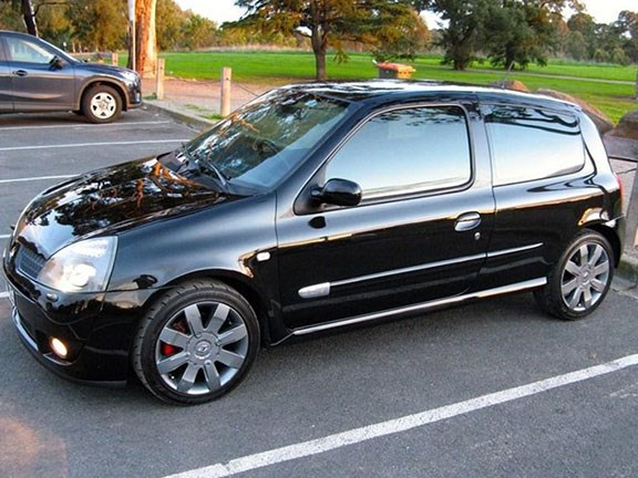 2004 Renault Clio Sport 182 Cup