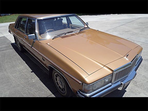 1980 WB Holden Caprice