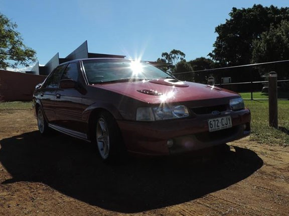 1993 Ford Falcon Gt Eb Ii Todays V8 Tempter