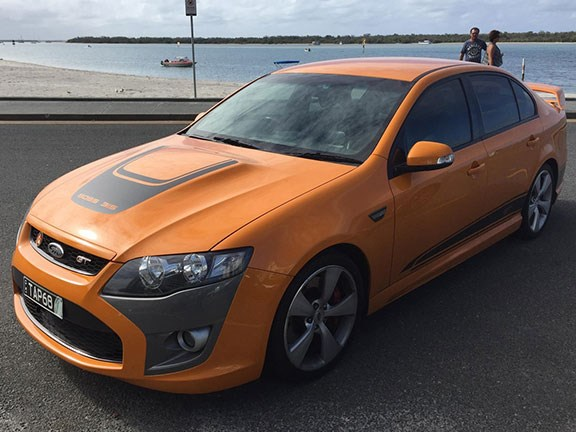 2008 FG FPV GT – Today's Boss Tempter