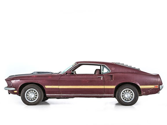 Sidchrome's Project Mustang