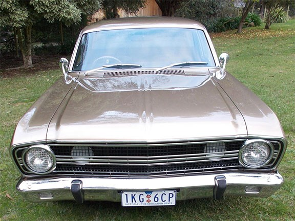 1967 Ford Falcon XR ute