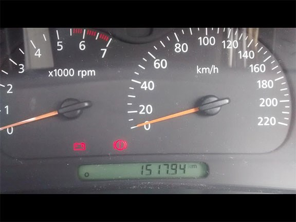 2000 Holden VT Commodore SS