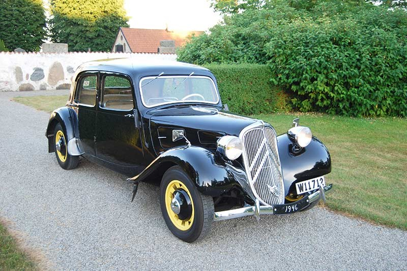 citroen traction avant b11 10