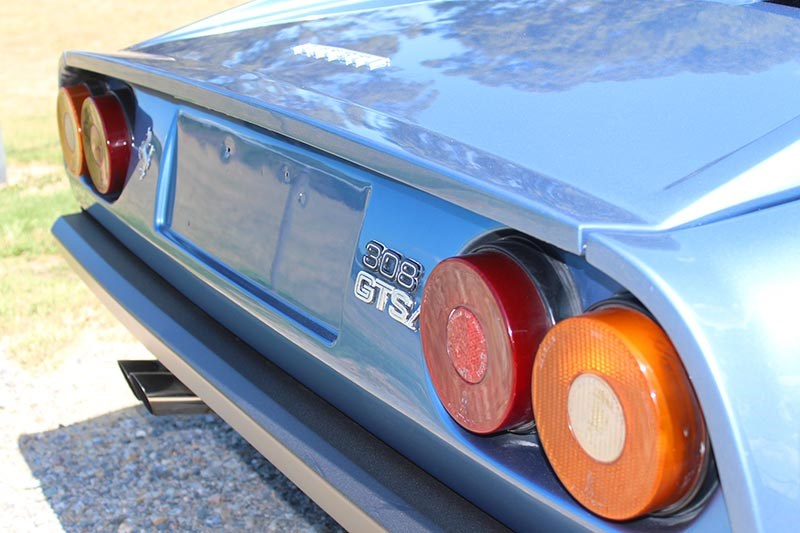 ferrari 308 tail light