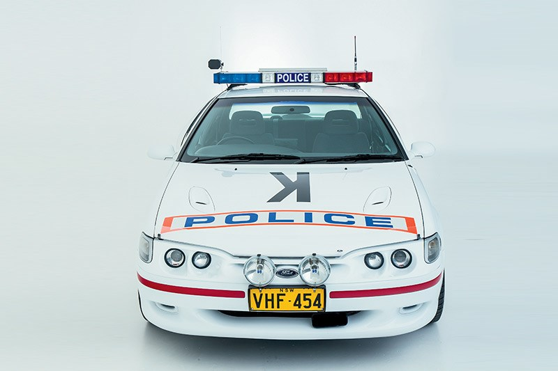 ford falcon xr8 front