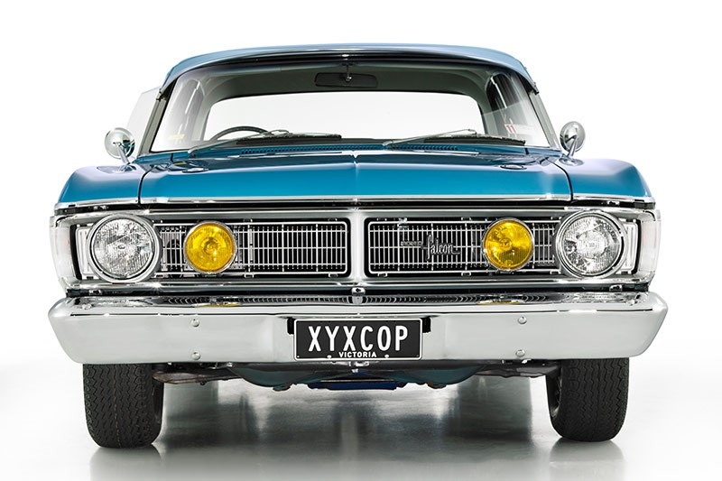 1971 Ford Falcon XY 500 - GT-HO Phase III Sleeper Cop Car