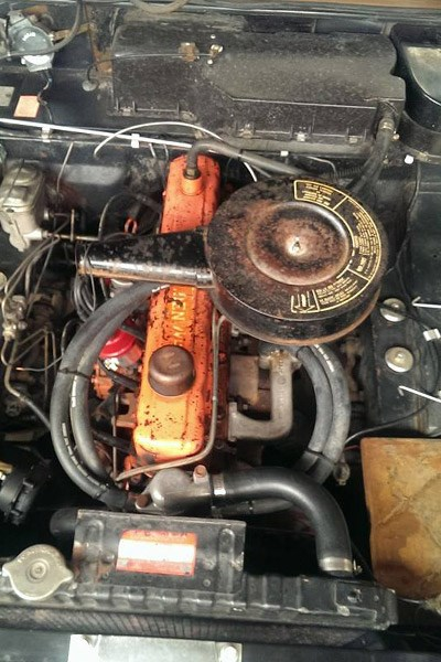 holden torana engine 3