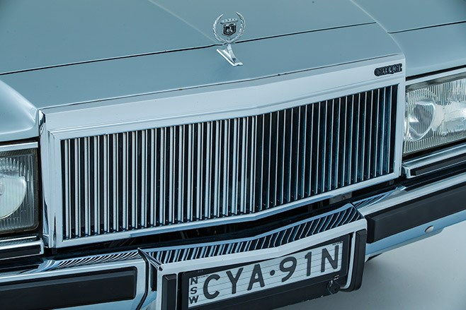 holden wb statesman grille