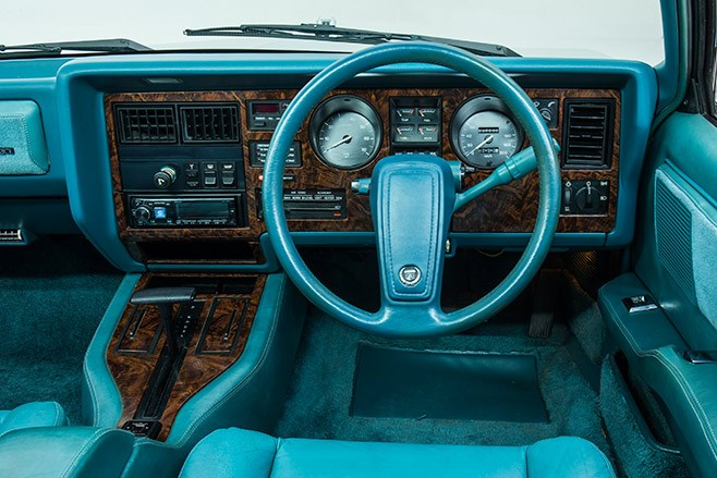 holden wb statesman interior front 2