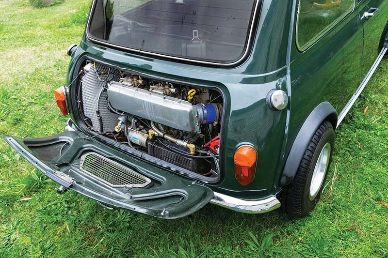 mini cooper rear engine 5
