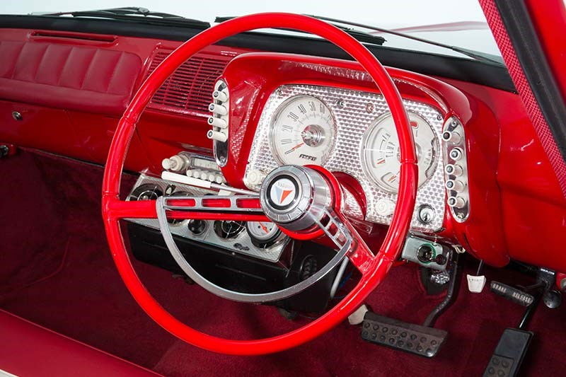 plymouth valiant dash