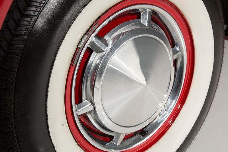 plymouth valiant wheel